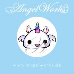 Mochi Pegasus - happy