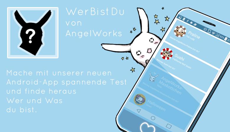WerBistDu App von AngelWorks